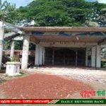 নরসিংদীর পলাশে স্কুলের জমি দখল করে মন্দির স্থাপন