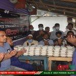 শোকাবহ আগষ্টে ঝিনাইদহে (সাবেক এমপি) অপুর খাদ্য সহায়তা চলমান রয়েছে